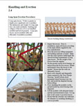 Special Considerations When Erecting Long Span Trusses