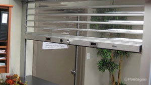 Counter Security Shutters