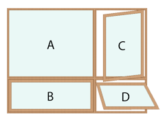 Window Configurations